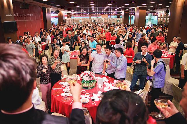 chinese restaurant wedding venue Malaysia