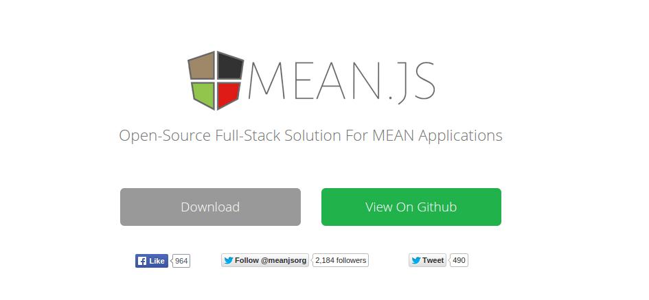 Nodejs - Giới thiệu MEANJs Fullstack và cách cài đặt