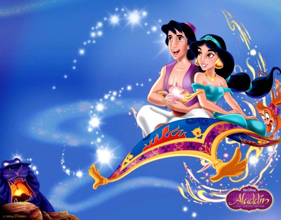 Aladdin Cartoon Wallpapers Hd Wallpapers Turret