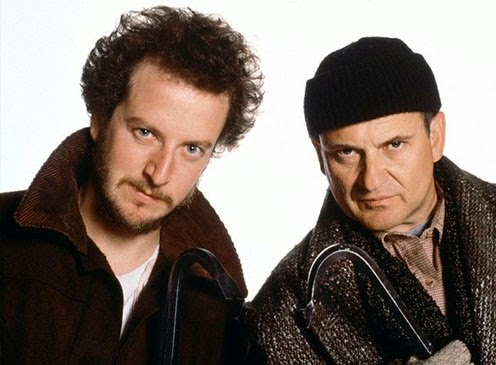 The two idiots from Home Alone: Burglars.