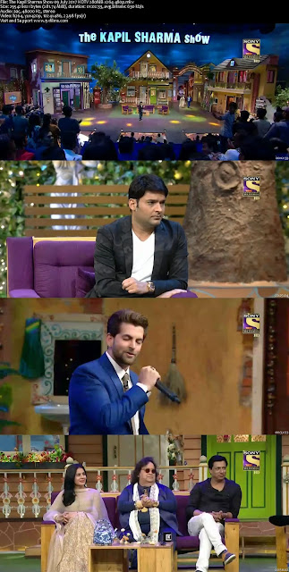 The Kapil Sharma Show 09 July 2017 HDTV 480p