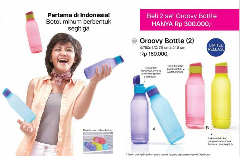 Katalog Activity Promo Tupperware Juni 2017