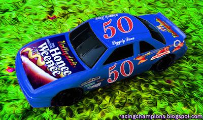 Diggity Dave Stub Fadden #15 #50 Valleydale Honee Weenee NAPA Buick Pigs Racing Champions 1/64 diecast blog