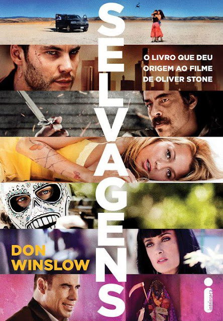 "News: ""Selvagens"", de Don Winslow. 17"