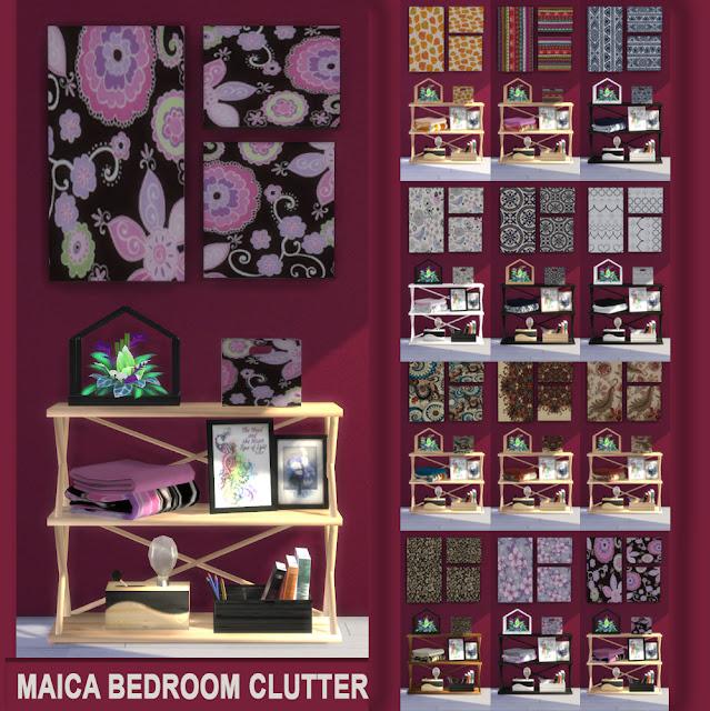 Clutter Dormitorio Maica 4