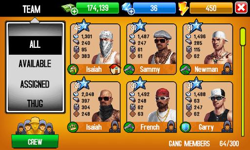 Gangstar City 1 0 2 Unlimited Money Amp Xp Mod Apk