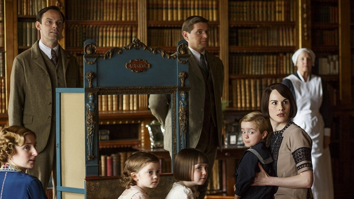 Downton Abbey - Episode 6.08 (Series Finale) - Promo + Promotional Photos