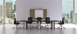Cherryman Verde Series Powered Conference Table