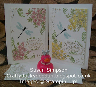 Stampin Up! UK Demonstrator Susan Simpson, Craftyduckydoodah!, Awesomely Artistic, Supplies available 24/7,
