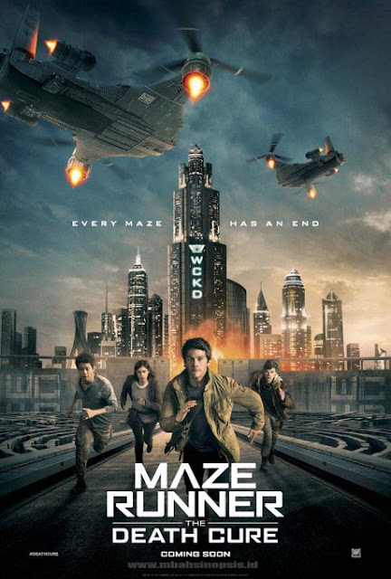 Maze Runner: The Death Cure (2018) 720p BluRay H264 AAC-Subtitle Indonesia