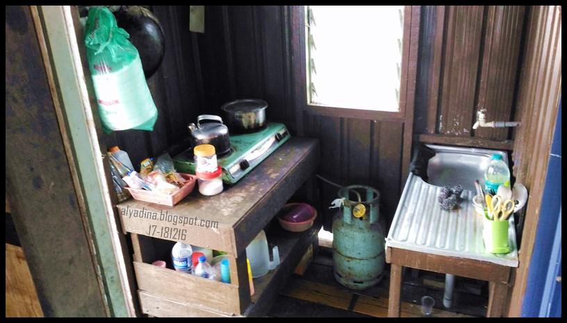 Dapur Kelong Suhaimi Teluk Gong Klang