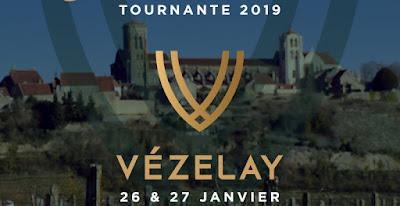 Blog vin Beaux-Vins evenements dégustation oenologie sortie Saint Vincent Tournante Vézelay