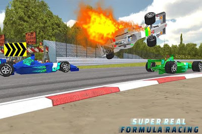 Fast Formula Car Racing 3D For Android
