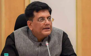 Union Minister Piyush Goyal awarded the prestigious Carnot Prize