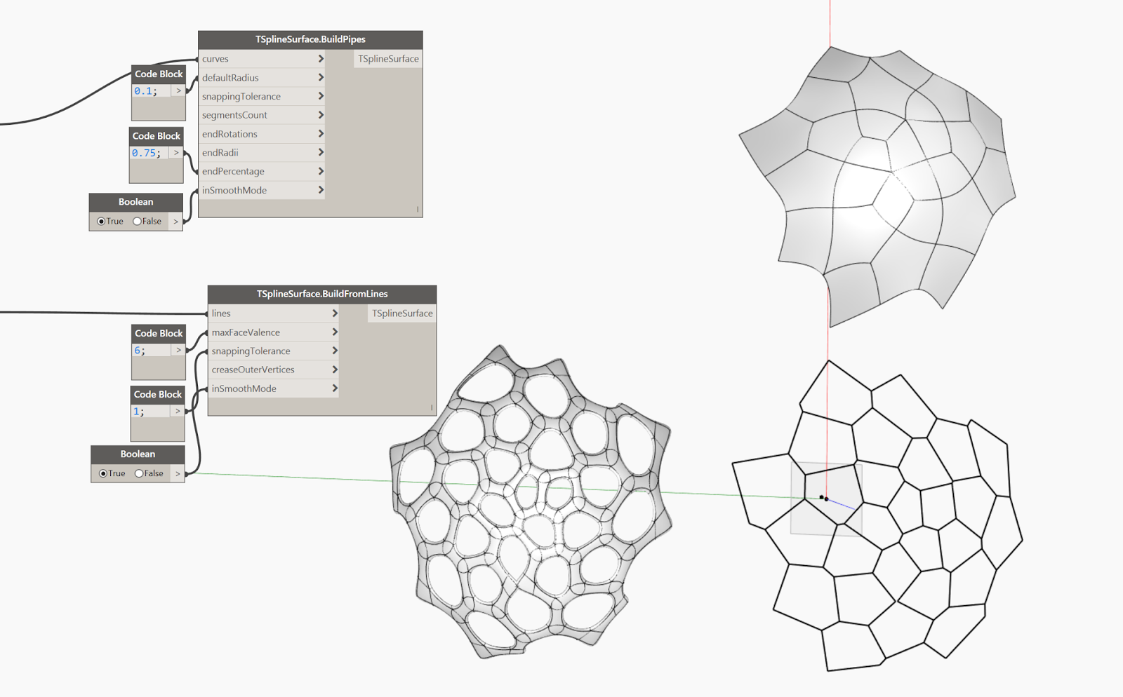 A high level introduction to t splines in dynamo dynamo bim for T spline architecture