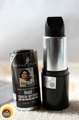 Shahnaz Husain Hair Touch-Up Plus- Black