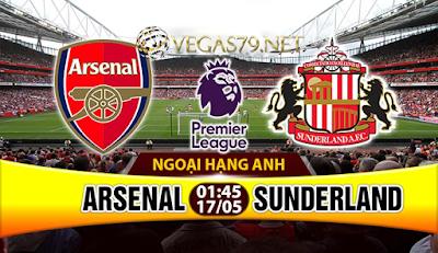 Nhận định bóng đá Arsenal vs Sunderland