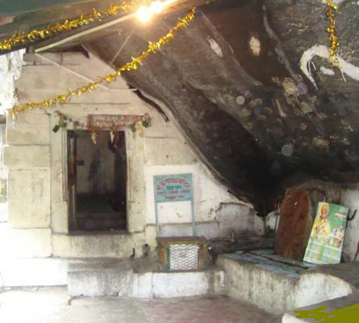Kalpeshwar Temple Uttarakhand | Hindu Devotional Blog