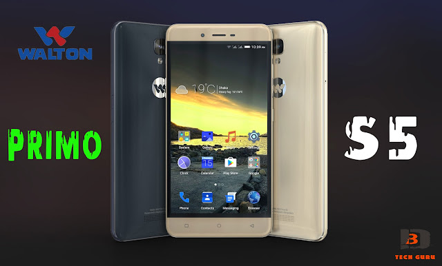 Walton Primo S5 Android Phone Specifications & Price
