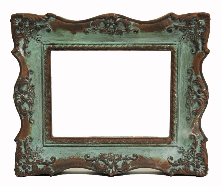 Ben franklin crafts and frame shop how to transfer a for How to make vintage frames