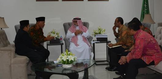 Pemko Padang Maksimalkan Peluang Kerjasama dengan Arab Saudi