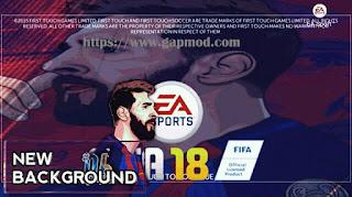 FTS Mod FIFA 18 by FYNSPTR Apk + Data Obb
