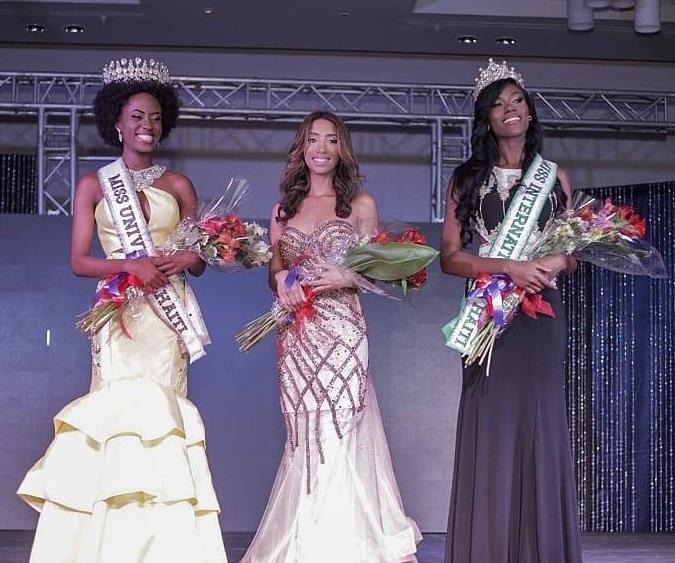 miss haiti 2018 winners Samantha Colas Merlie Fleurizard