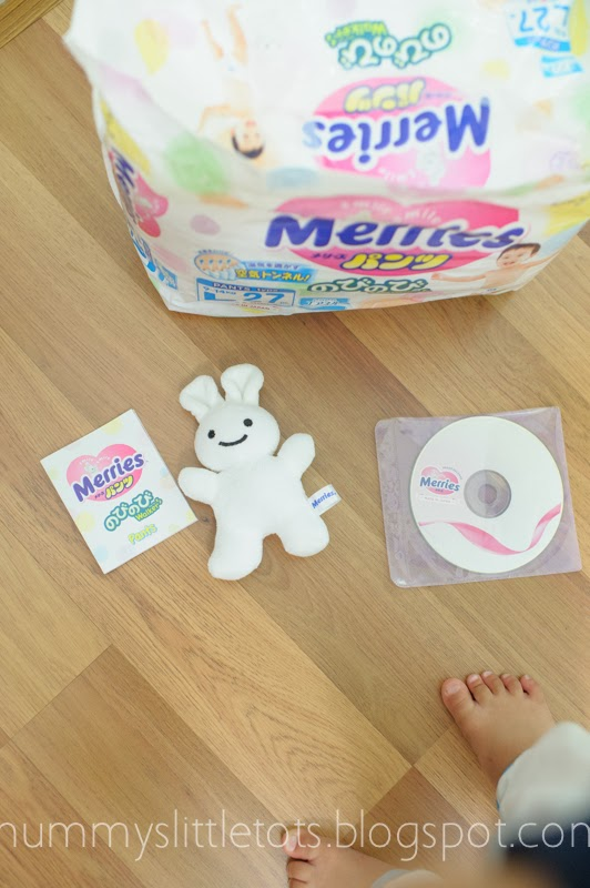 Mummy's Little Tots : It's the little things in life that