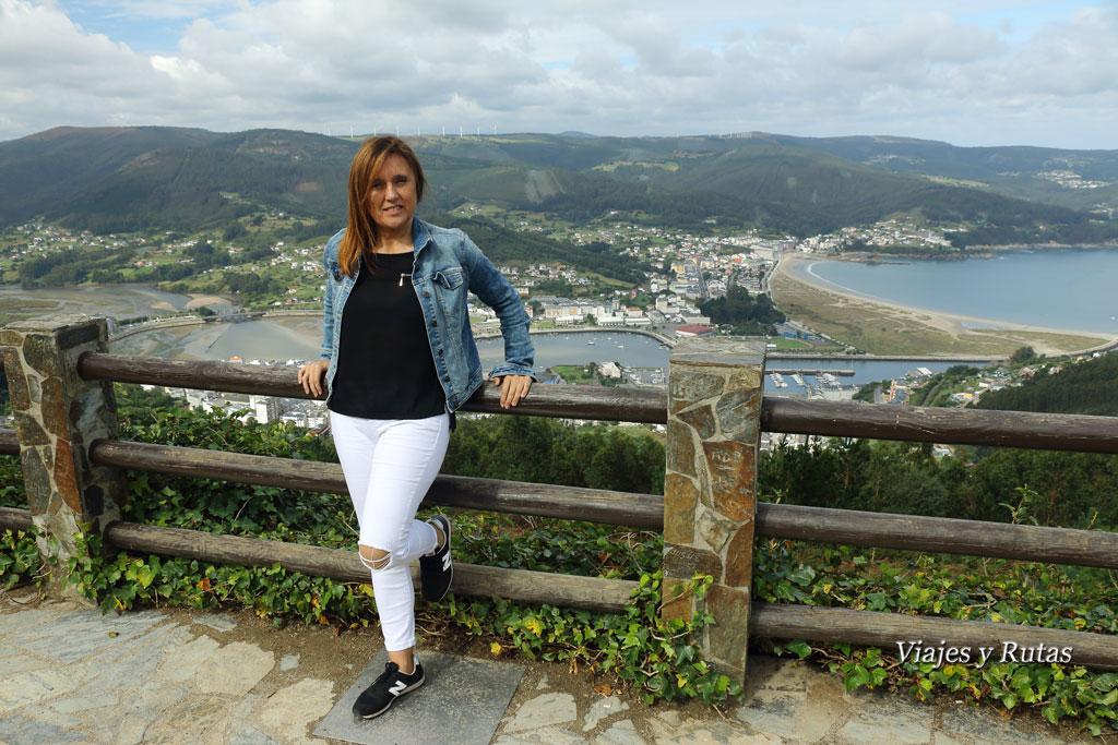 Mirador de San Roque, Viveiro, Lugo
