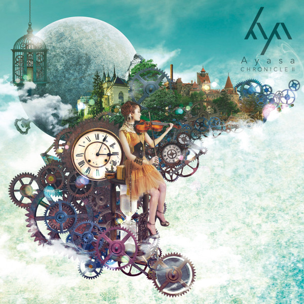 [Album] Ayasa – CHRONICLE II (2016.06.29/MP3/RAR)