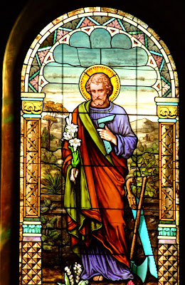 Imagens de São José - fotos, pinturas, ícones, vitrais