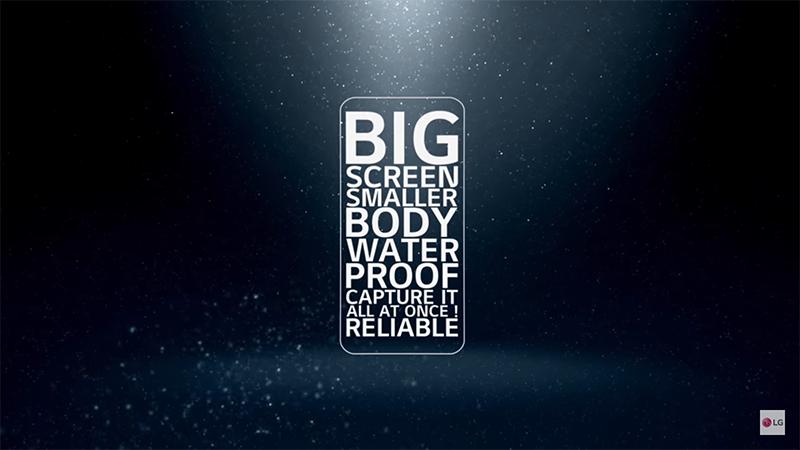LG G6 teaser!