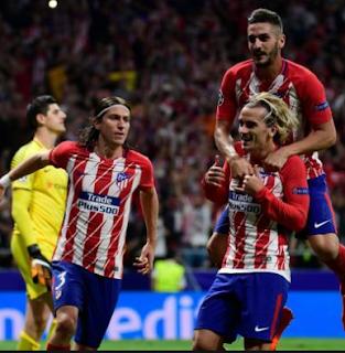 Chelsea -vs- Atletico de Madrid 5 Des 2017 PREDIKSI BOLA