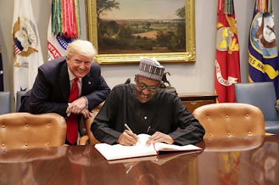 Buhari Says Trump Was Misinformed About Killings In Nigeria