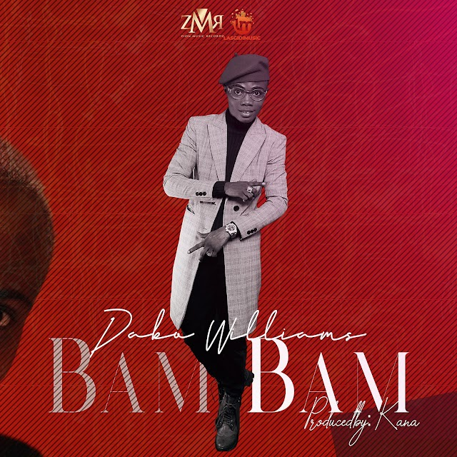 DOWNLOAD MP3: DABO WILLIAMS - BAMBAM @dabowilliams