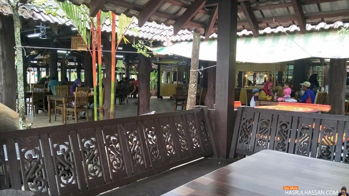 Pondok Makan di Restoran Mat Top Sungai Petani