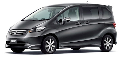 About Honda Freed
