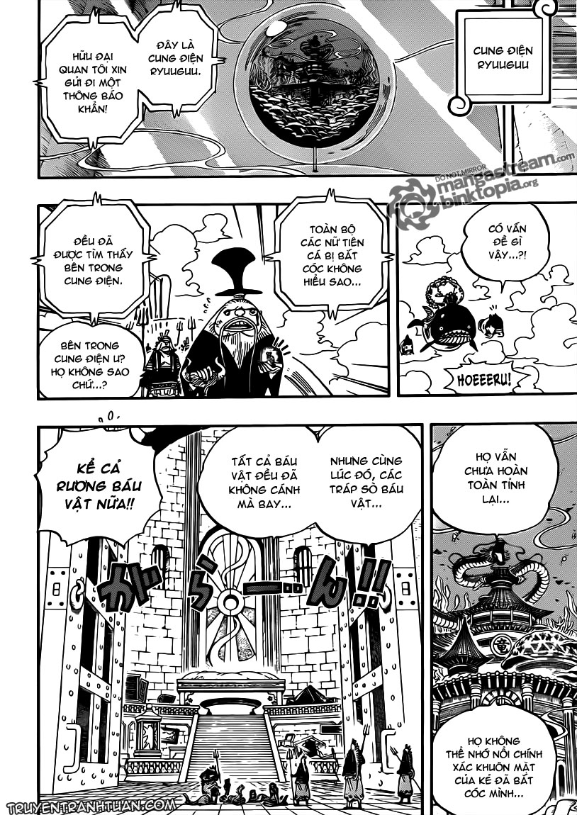 One Piece Chap 648