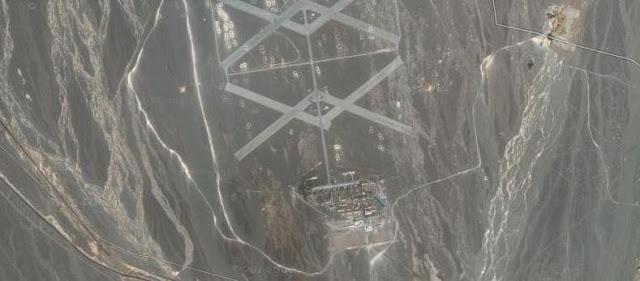 Etrange duplex dans une zone reculée en Chine (Photos satellites)  Chine%2B2