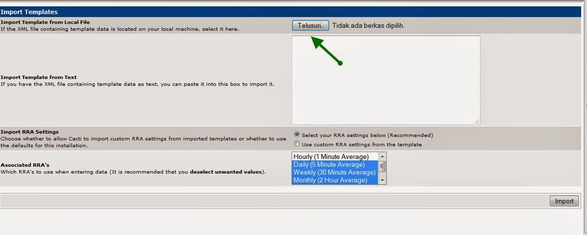 Cara install cacti di ubuntu server catatan taufan for Mikrotik cacti template