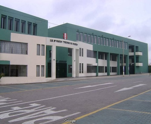 Colegio 81014 PEDRO MERCEDES UREÑA - Trujillo
