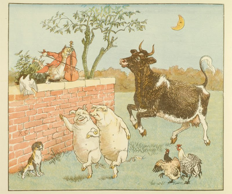 Welcome to the Caldecott Medal Home Page!