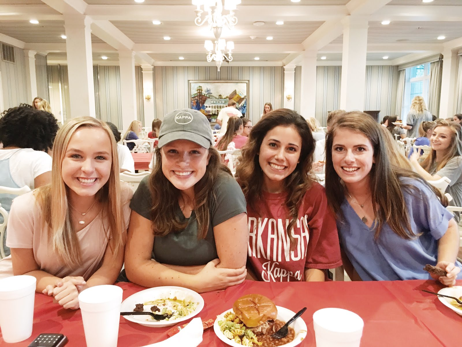 Bbq Gamma University Of Arkansas Panhellenic Blog Kappa Kappa Gamma Books