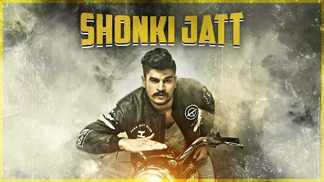 SHONKI JATT Song Lyrics - Kadir Thind
