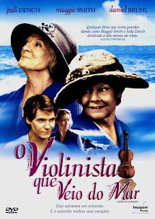 Resultado de imagem para filme O Violinista Que Veio do Mar
