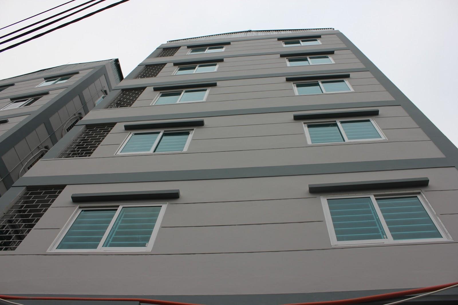 chung cư mini ngõ 163 đông ngạc