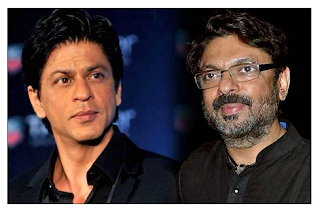 Bhansali Ropes In SRK For Gustaakhiyaan