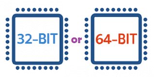 ماهو نظام المعالج 32 و 64 بت ومالفرق بينهم وأيهم أفضل؟