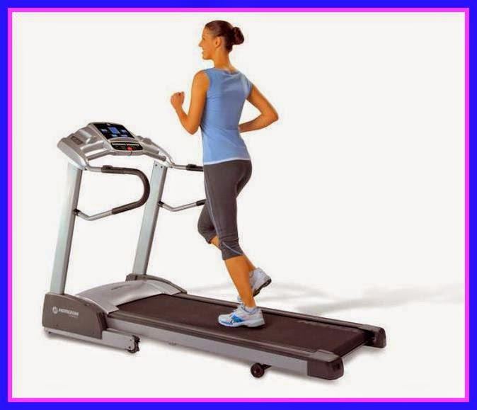 Horizon Fitness Treadmill Paragon Iii Hrc