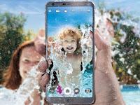 LG G6 SMartphone Tahan Air Dengan Spesifikasi Wow